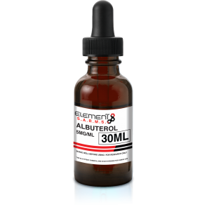 Albuterol 5MG/ML | 30ML with dropper